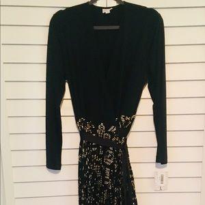 New Lularoe Elegant DeAnne Gown- Size Large